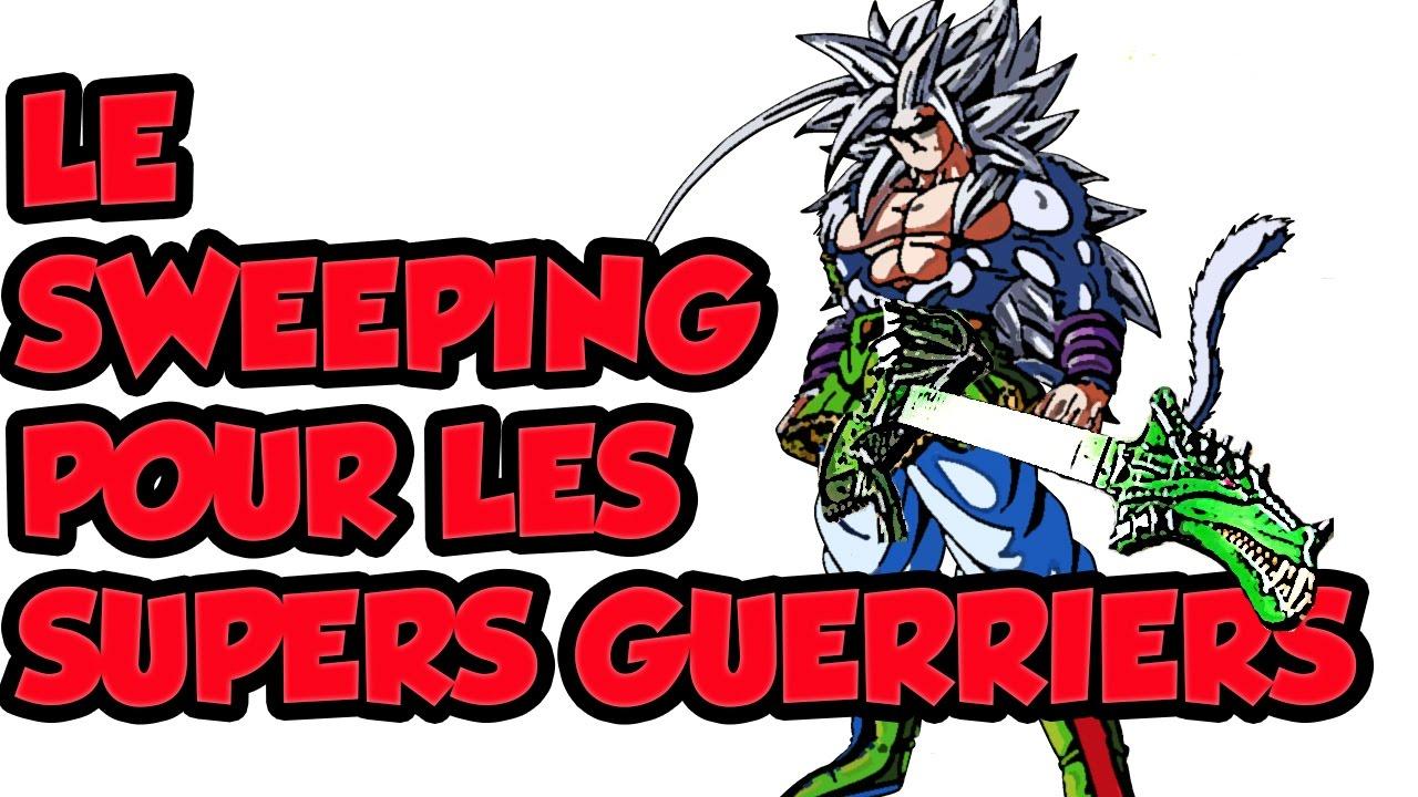 LE SWEEPING POUR LES SUPERS GUERRIERS - LE GUITAR VLOG 151