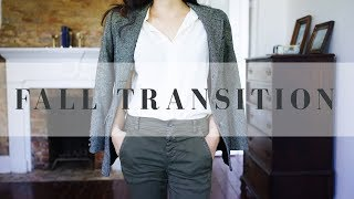 Fall Transition Outfits Perfect For Hot Weather