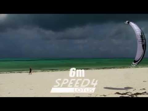 Flysurfer Speed4 Lotus - now in 6.0m