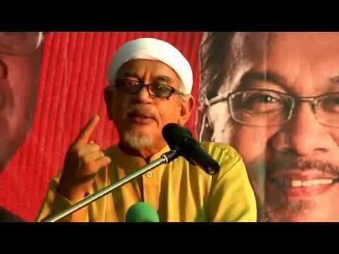 Hadi Awang: RAPAT RAKYAT_Shah Alam