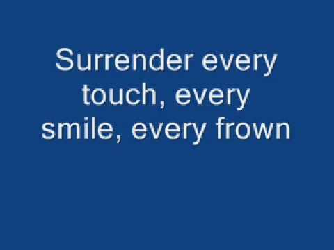 Billy Talent - Surrender (Lyrics)