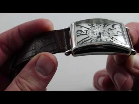 Pre‑Owned Franck Muller Long Island Big Date 1200 S6 GG Luxury Watch Review