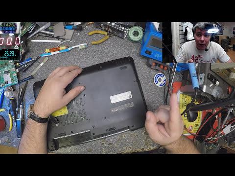 Amps, Voltage, Motherboards, Let's burn a laptop :)