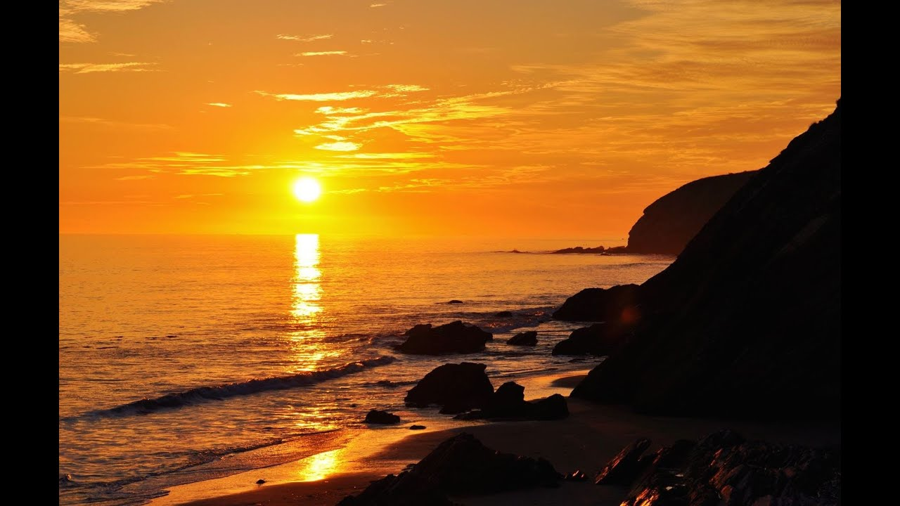 Places to visit in California  |Pacific Ocean California
