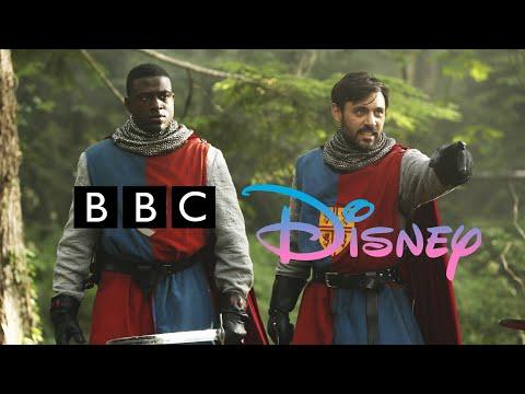 В средневековой Европе был мультикультурализм?! BBC и Disney раскрывают правду!