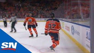 Connor McDavid Skates Through Canadiens And Scores Gorgeous Goal
