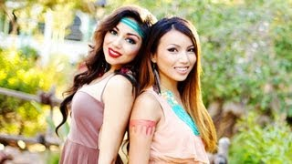 Disney Fashion Series: Pocahontas & Tiger Lily (featuring Promise Phan!)​​​ | Charisma Star​​​