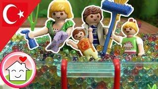 Playmobil Türkçe Orbeez ile Bahar Temizliği - Hauser Ailesi
