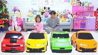 Boram funny stories with Cars - Collection de vidéos pour enfants