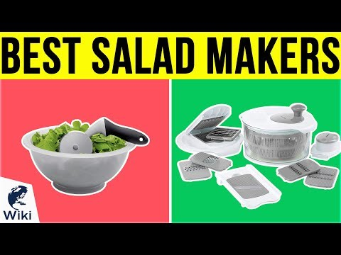 10 Best Salad Makers 2019