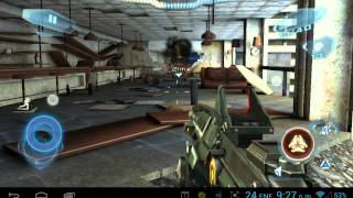 GAMEPLAY N.O.V.A 3 (APK+SD)