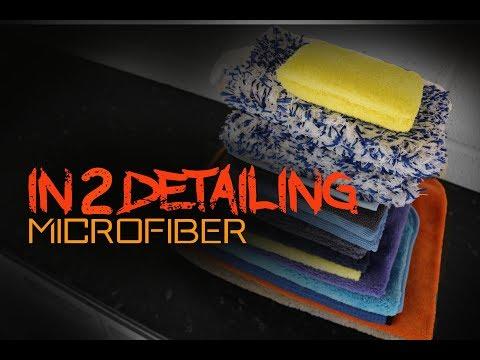 Microfiber review - In2detailing Microfiber Towel Range