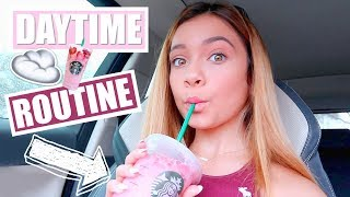 DAY ROUTINE | a day in my life ☁️💗