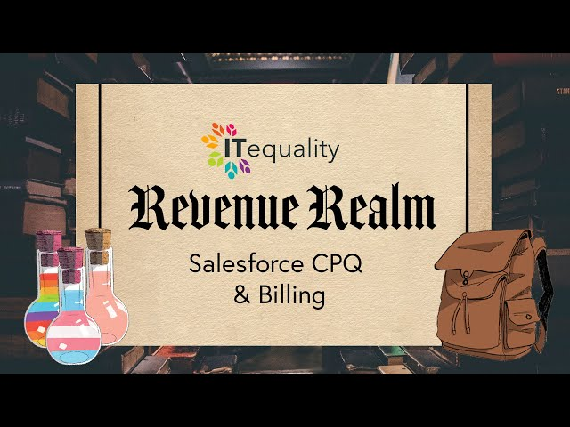 How to Make a Bundle with Features - Salesforce CPQ & Billing Tutorial: Revenue Realm