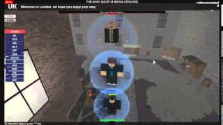 Roblox London bank robbery G4S reaction time