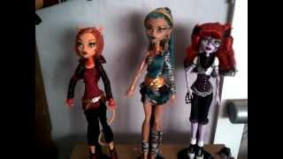 "Monster High ""Basik 3"" Puppen"