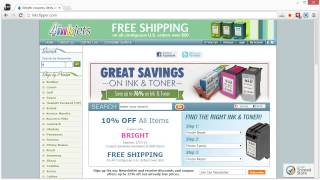 How To Buy HP 61 Ink Cheap - Black Ink Cartridge 61XL Combo Pack