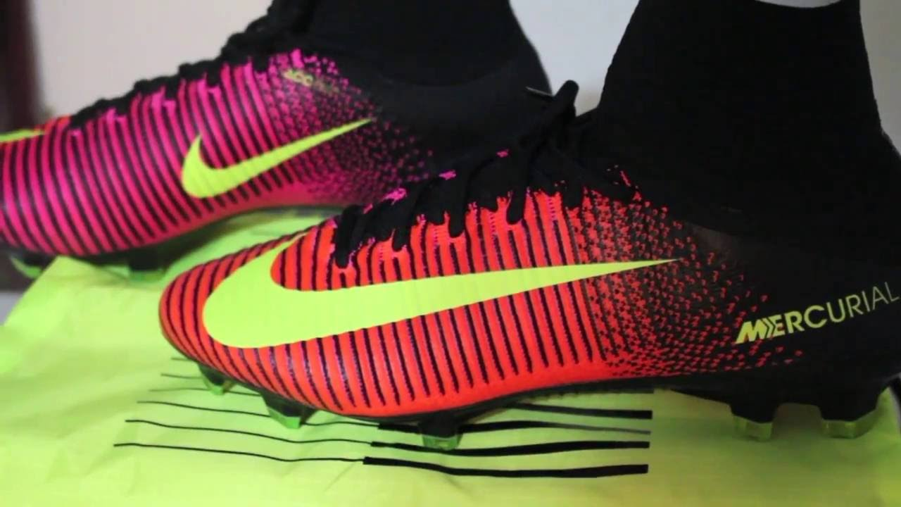 new product cb772 436a4 nike mercurial superfly 5 colorways