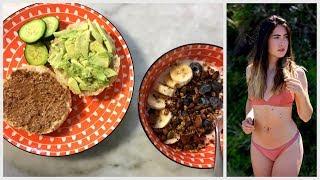 Was ich an einem Tag esse | Rückfall in die Essstörung? | Vegan