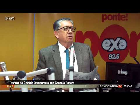 """Revista de Opinión Democracia: """"La Corte enjuicia a Jorge Glas por Caso Odebrecht"""""""