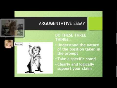 Ap english language synthesis essay