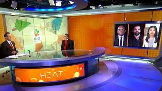 The Heat: BRICS 2019