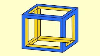 How to draw optical illusion (cube) | Как нарисовать иллюзию на бумаге карандашом(Как нарисовать иллюзию (куб с оптическим обманом) | How to draw optical illusion (cube) | Cómo dibujar ilusión (cubo ilusión óptica) | Wie Illusion..., 2014-12-29T00:13:20.000Z)