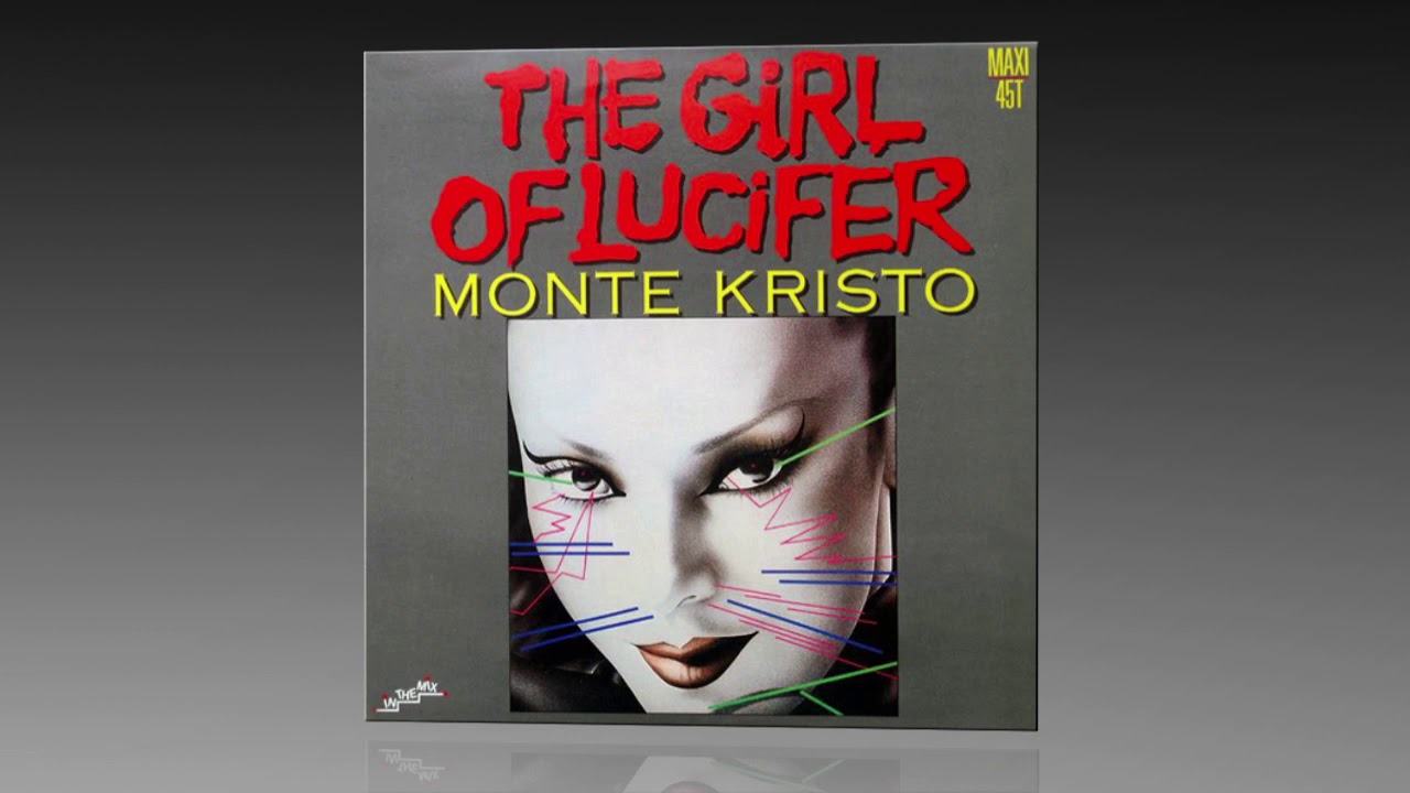 """Monte Kristo - The Girl Of Lucifer (Vocal) 12"""""""