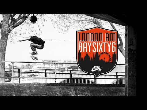 Casper Brooker | 2015 European Series: London AM | Nike SB