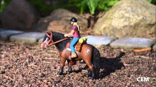 Коллекционные Лошади SCHLEICH (май 2015) СЕМ(В этом не большом фильме, представлены качественные фотографии коллекционных лошадей schleich под красивую..., 2015-05-16T18:25:14.000Z)