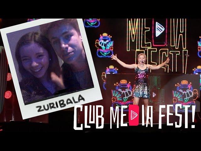 ZURIBALA es Real /Juanpa Zurita /La Bala en el Club Media Fest