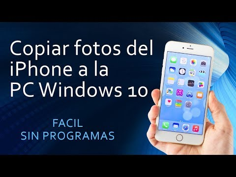 Como Pasar Fotos Del IPhone A La Computadora Windows 10