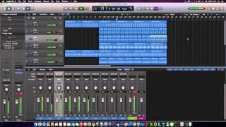 #VLOG 1 Maxim Tonic - Review my New Trance Track (Logic Pro X)