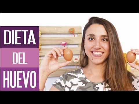 Dieta del huevo cocido para adelgazar