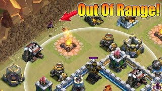 Why Air Defense Hit Minion Out Of Range? You Know This Fact About Clash Of Clans?