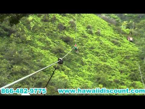 Kauai Backcountry Zipline Adventure - Hawaii Discount