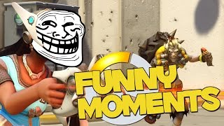 One of Cayinator's most viewed videos: Overwatch Funny Moments - LAMES OF THE GAME!