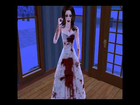 The Haunted Mansion The Sims 2 Part 1 - YouTube