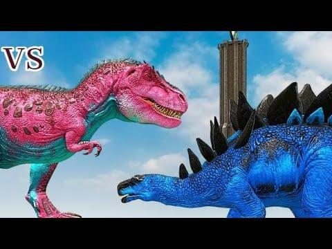Dinossauro Híbrido Estegossauro