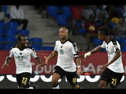 CAN 2017 :  GHANA 2 1 RD CONGO COMMENTAIRE RADIO