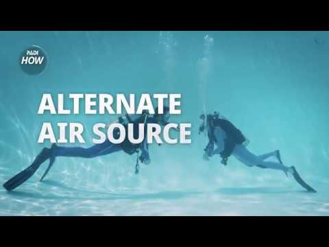 How To | Alternate Air Source