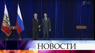 В Новосибирске Владимир Путин вручил премии молодым ученым.