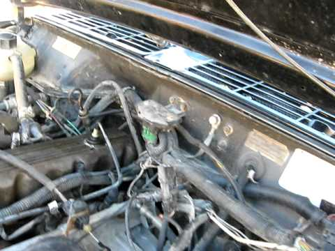 hqdefault 1988 jeep cherokee a fix for having no spark! youtube 1988 jeep cherokee engine wiring harness at gsmx.co