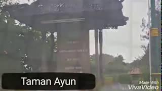 Umanis Galungan - Taman Ayun