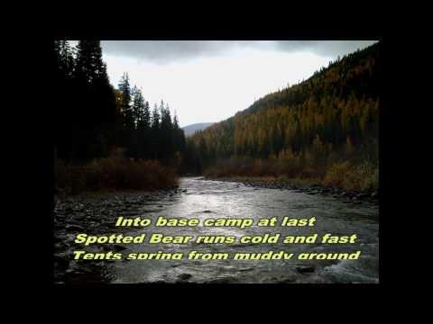 Elk Hunting Bob Marshall Wilderness In Montana