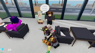 Restaurant tycoon 2 (Roblox) we made a restaurant!?!?!