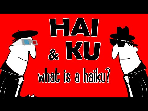 HAI & KU - What is a Haiku? #haiku #HAIandKU