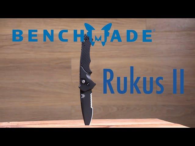 Benchmade Rukus II