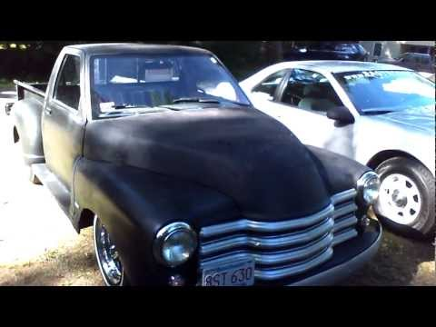 ratrodncustom.com @ lake george with bob hess and the 50 ford easy rod and belero