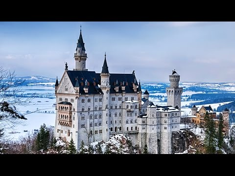 Neuschwanstein: The Reality of Building Fantasy | The B1M